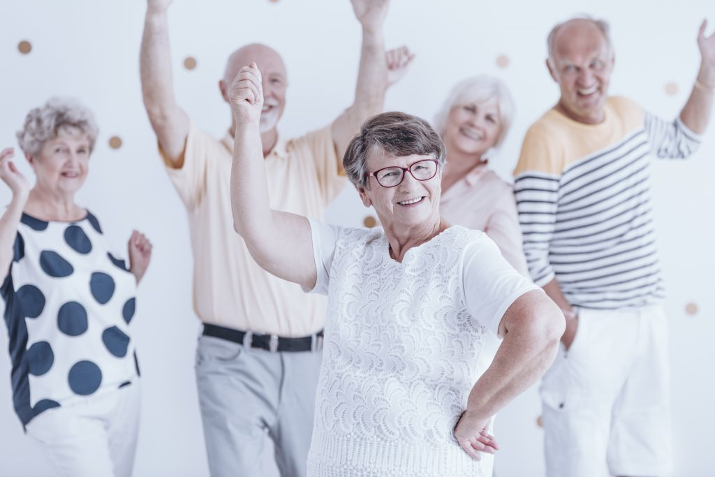 Seniorentanz I.D.E.A. Tanzschule Glienicke